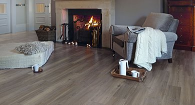 cosy luxury wood flooring