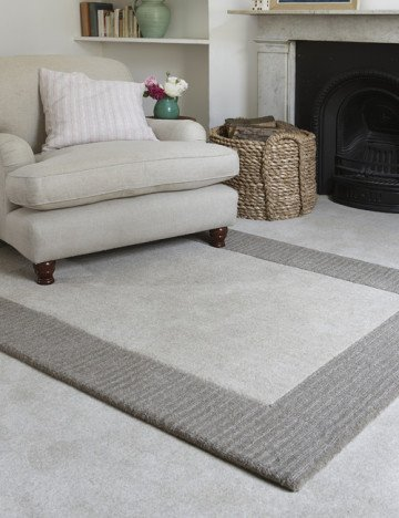 Luxury carpet and rug