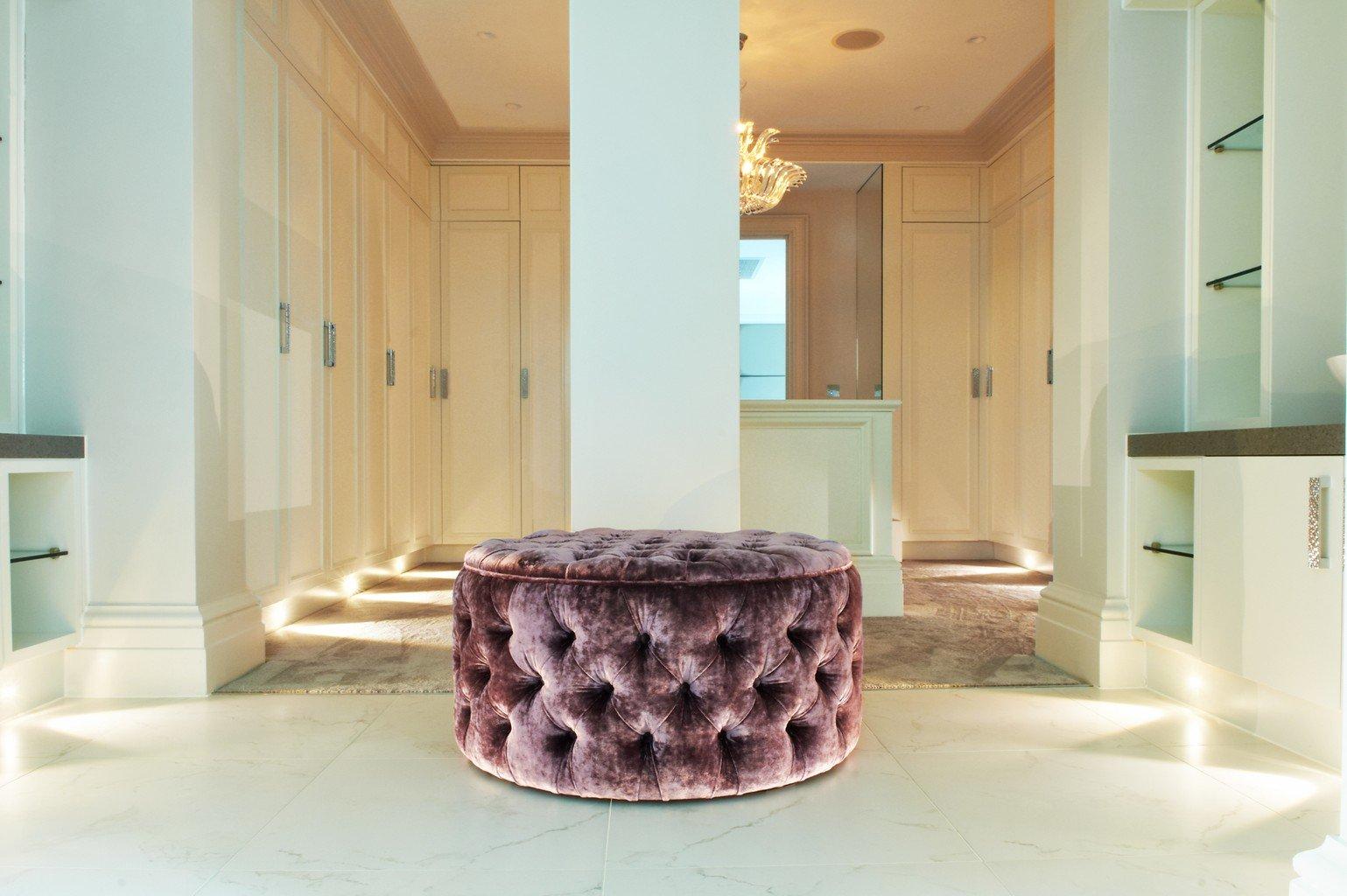 faux silk luxury carpet meets marble floor