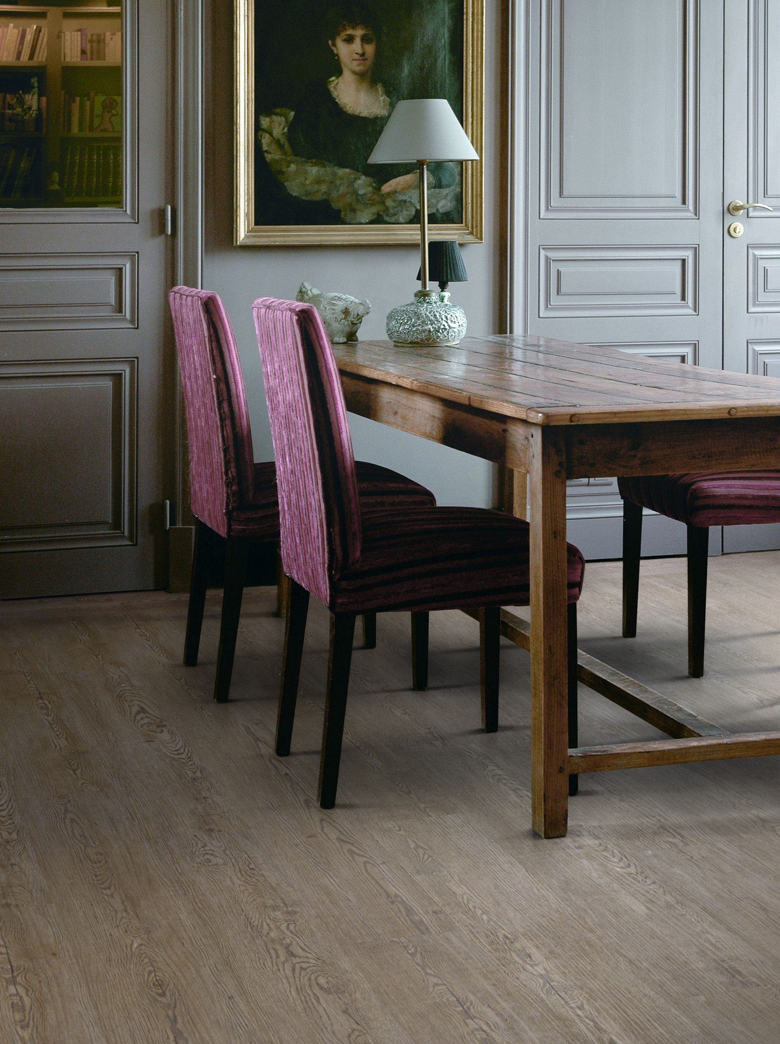 karndean and amtico flooring luxury vinyl dining room