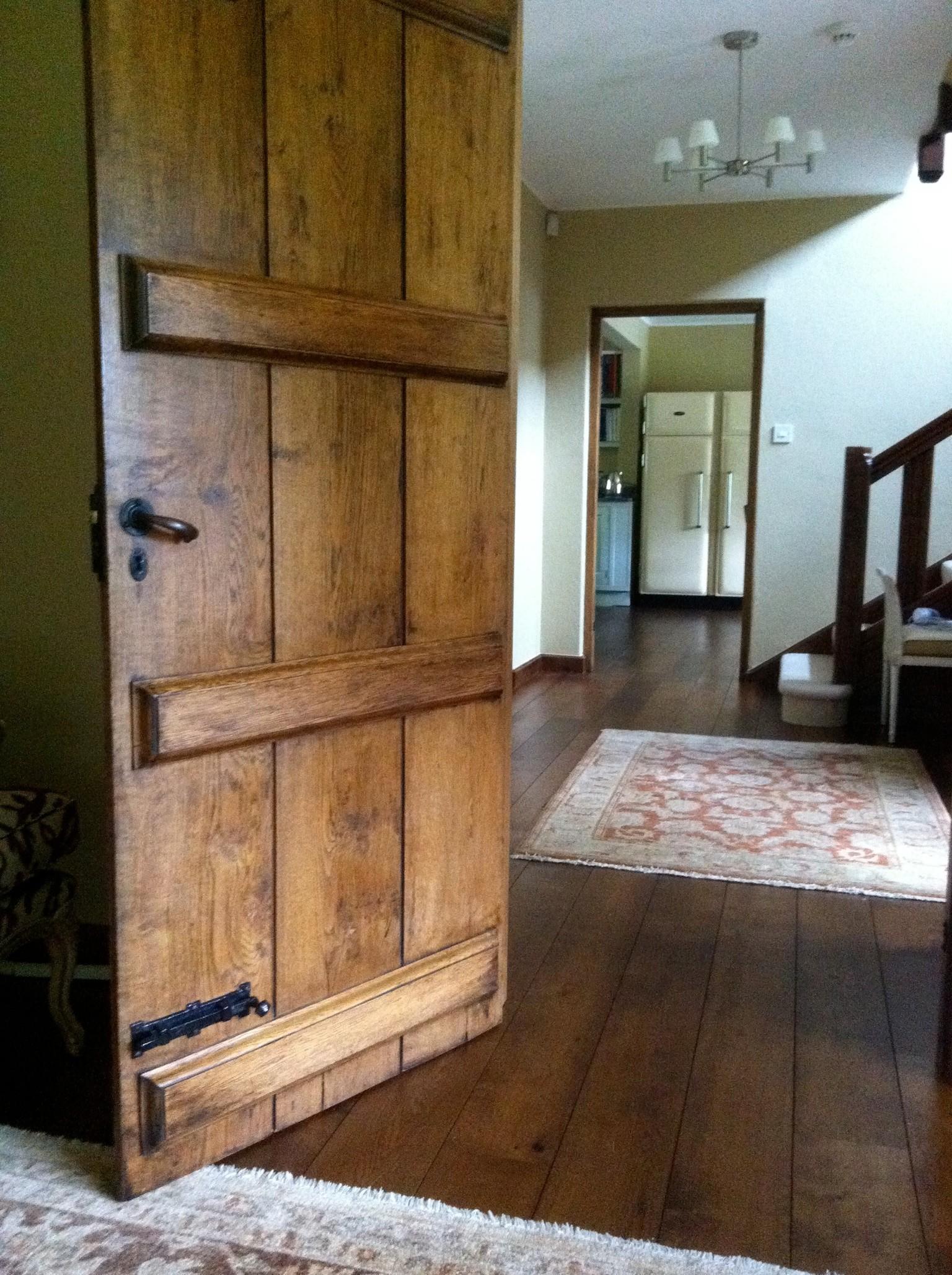 farmhouse oak solid wood flooring