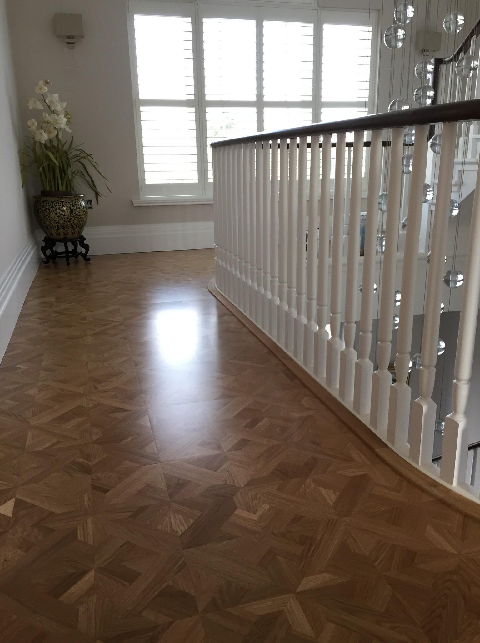design panel engineered oak wood flooring