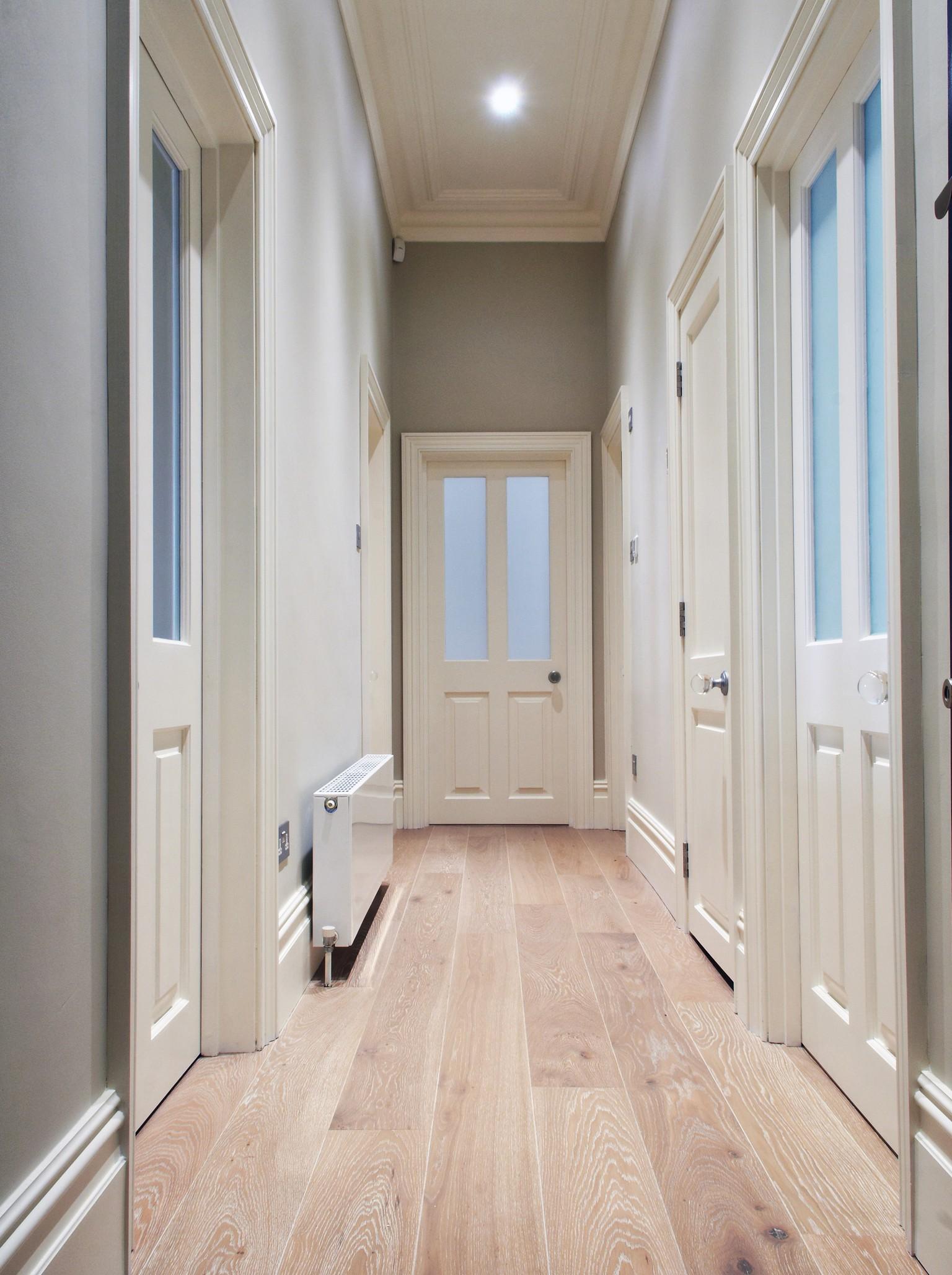whitewashed engineered oak plank wood flooring