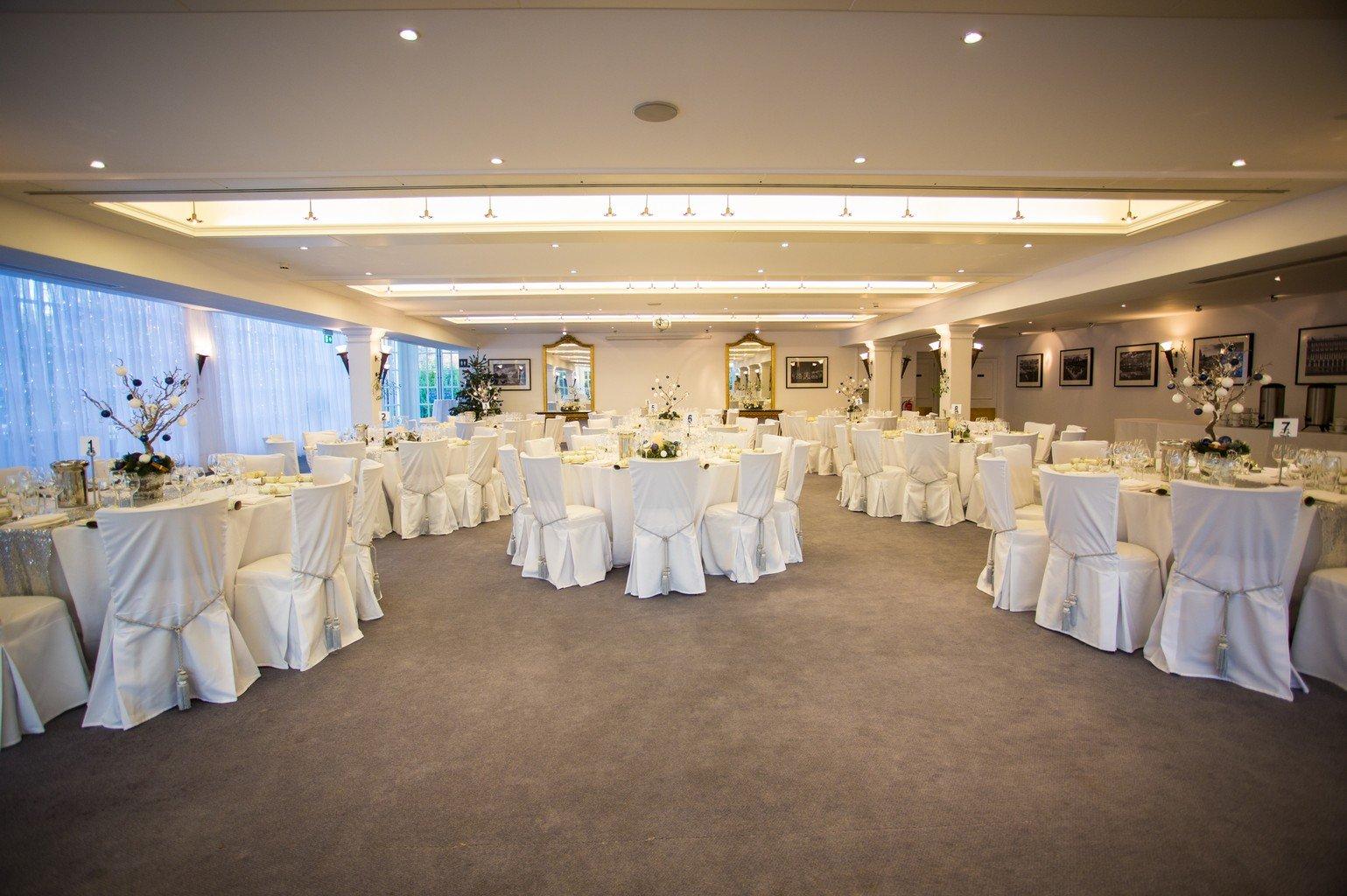 luxury carpet in glamorous function room