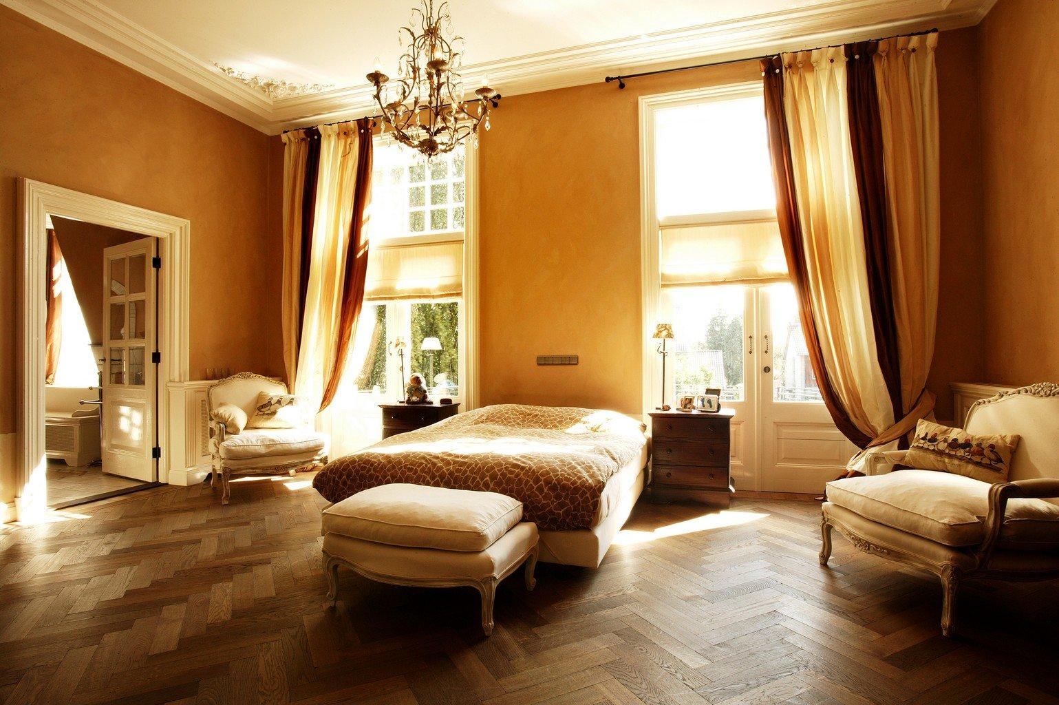 traditional herringbone wood flooring